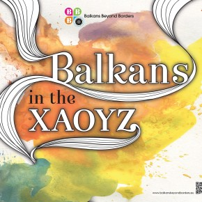 Balkans in the XAOYZ - Building bridges with image and sound