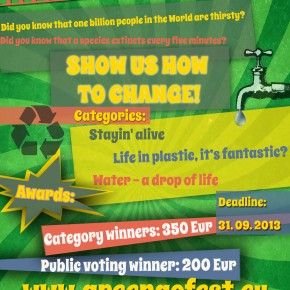 3. Green-Go Short Film Contest