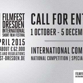 Filmfest Drezden - Call for short entries