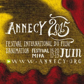 Official short film programme of Annecy Film Festival!