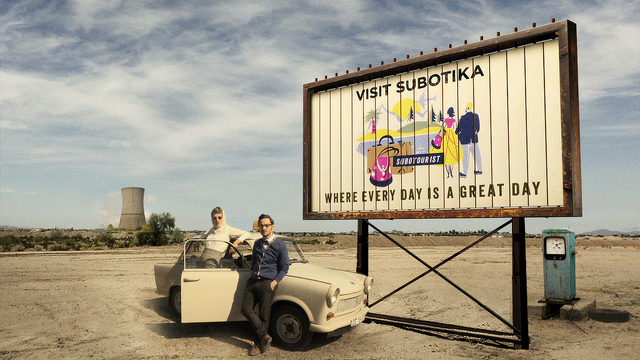Subotika - Land of Wonders by Peter Volkart (Swiss Competition)