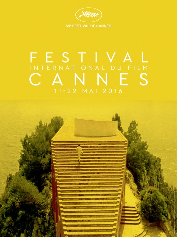 Poster for the 69th Cannes Film Festival