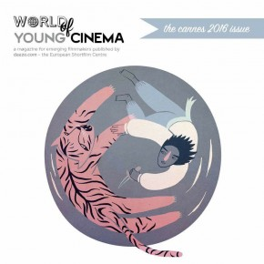 World of Young Cinema - the Cannes 2016 issue is out now!