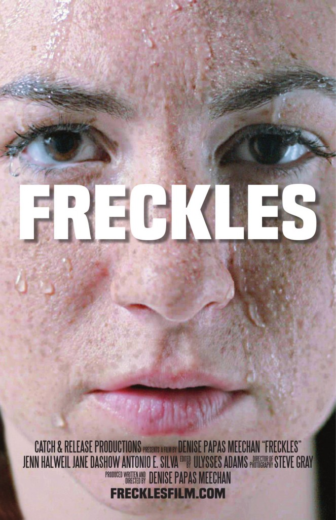 freckles poster11x17