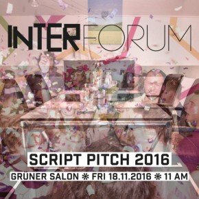 Interfilm's Script Pitch is here!