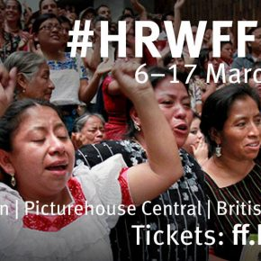 Change Starts Here | Human Rights Watch Film Festival in London
